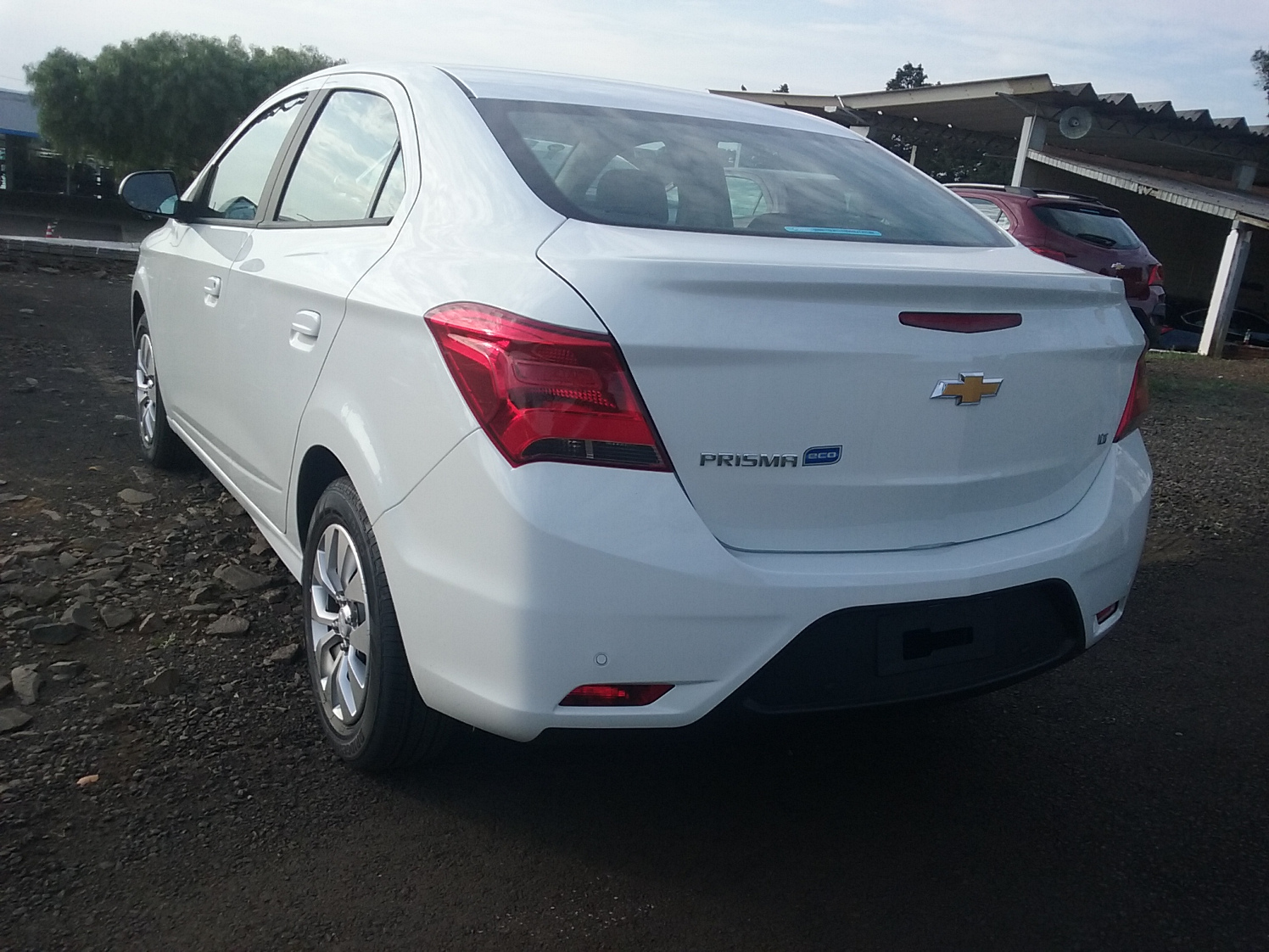 Chevrolet PRISMA LT 1.4L 2018