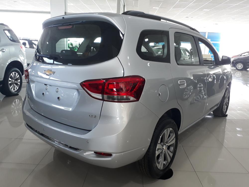 Chevrolet Spin Ltz 18l 2019 Estoque Guarchevrolet