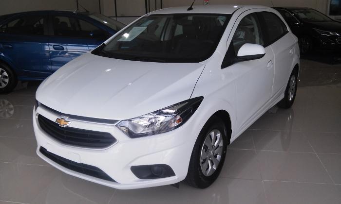 Chevrolet ONIX LT 1.0L 2019