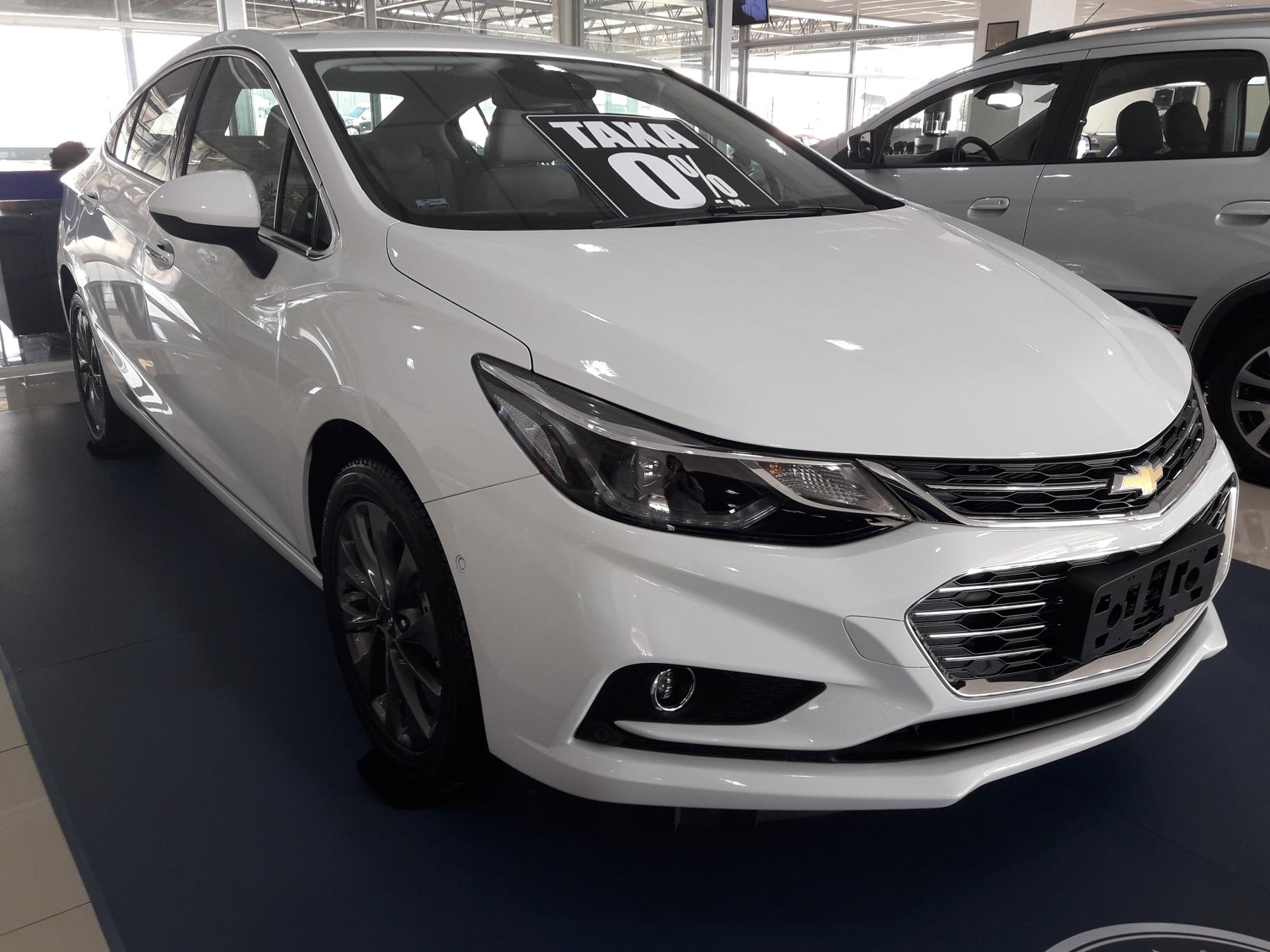 Chevrolet CRUZE LTZ 1.4L 2018