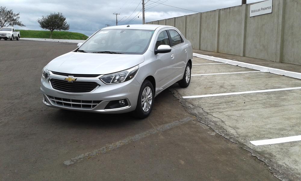 Chevrolet COBALT LTZ 1.8L 2018