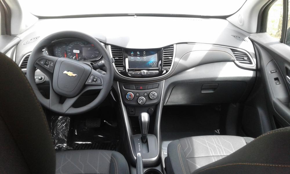 Chevrolet TRACKER LT 1.4L 2018