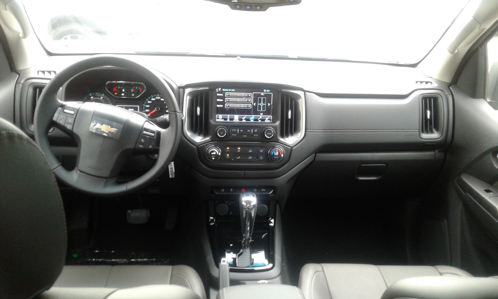 Chevrolet S10 HIGH COUNTRY 2.8L 2018