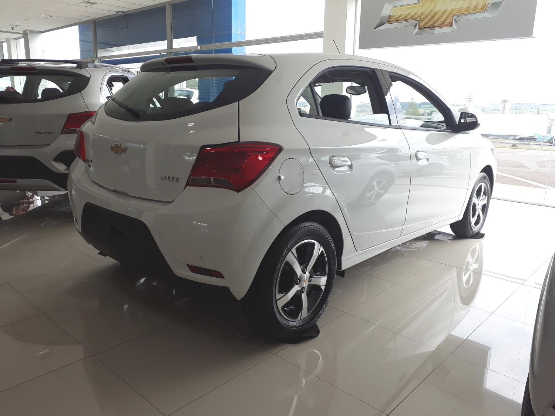 Chevrolet ONIX LTZ 1.4L 2019