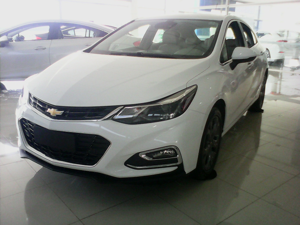 Chevrolet CRUZE LTZ SPORT 1.4L 2018
