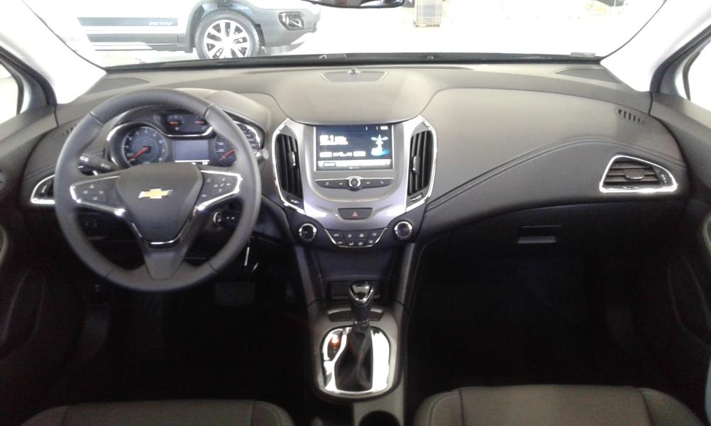 Chevrolet CRUZE LT SPORT 1.4L 2018