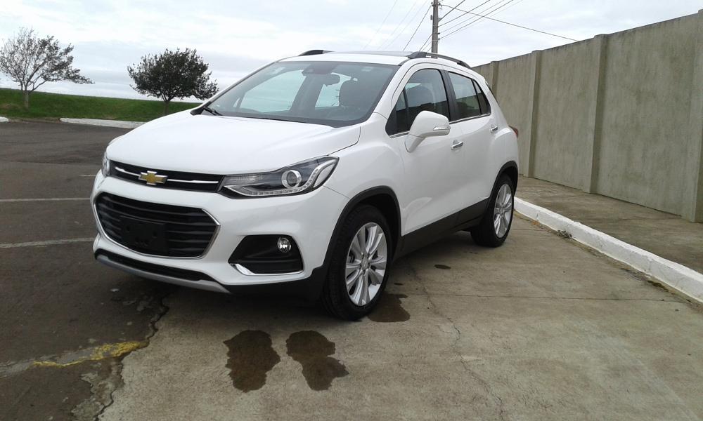 Chevrolet TRACKER PREMIER 1.4L 2018