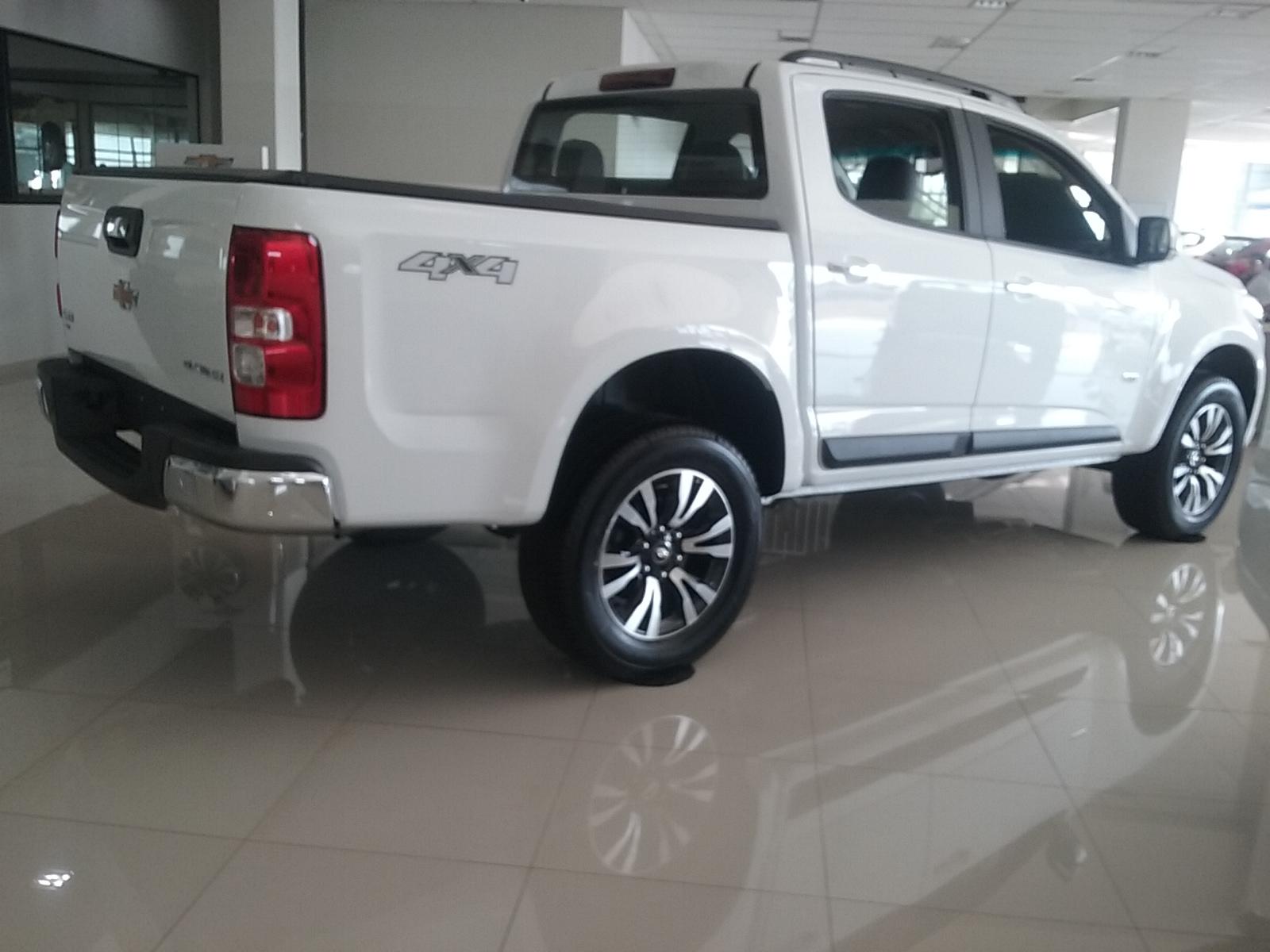 Chevrolet S10 LTZ 4X4 DIESEL 2.8L 2018