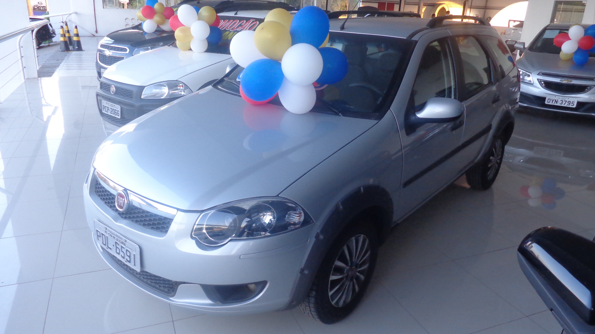 FIAT PALIO WEEKEND TREKKING 1.6 2016