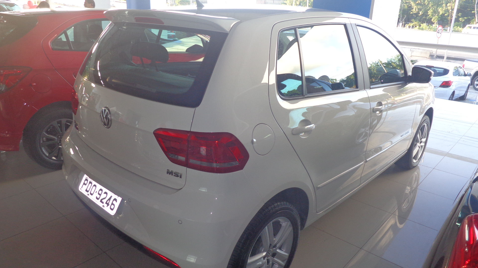 VOLKSWAGEN FOX 1.6 2016