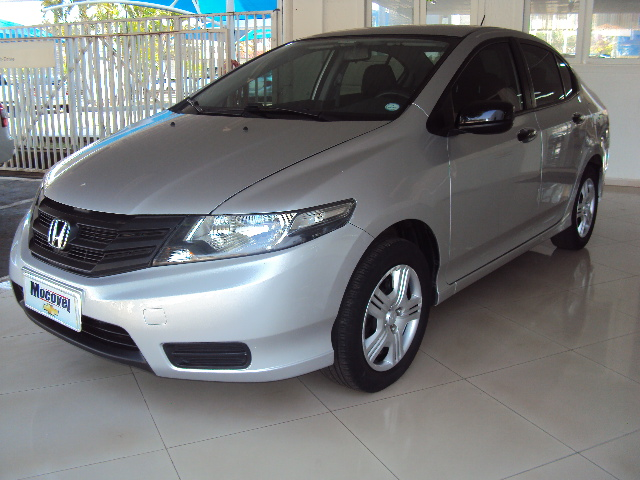 HONDA CITY DX 1.5 2014