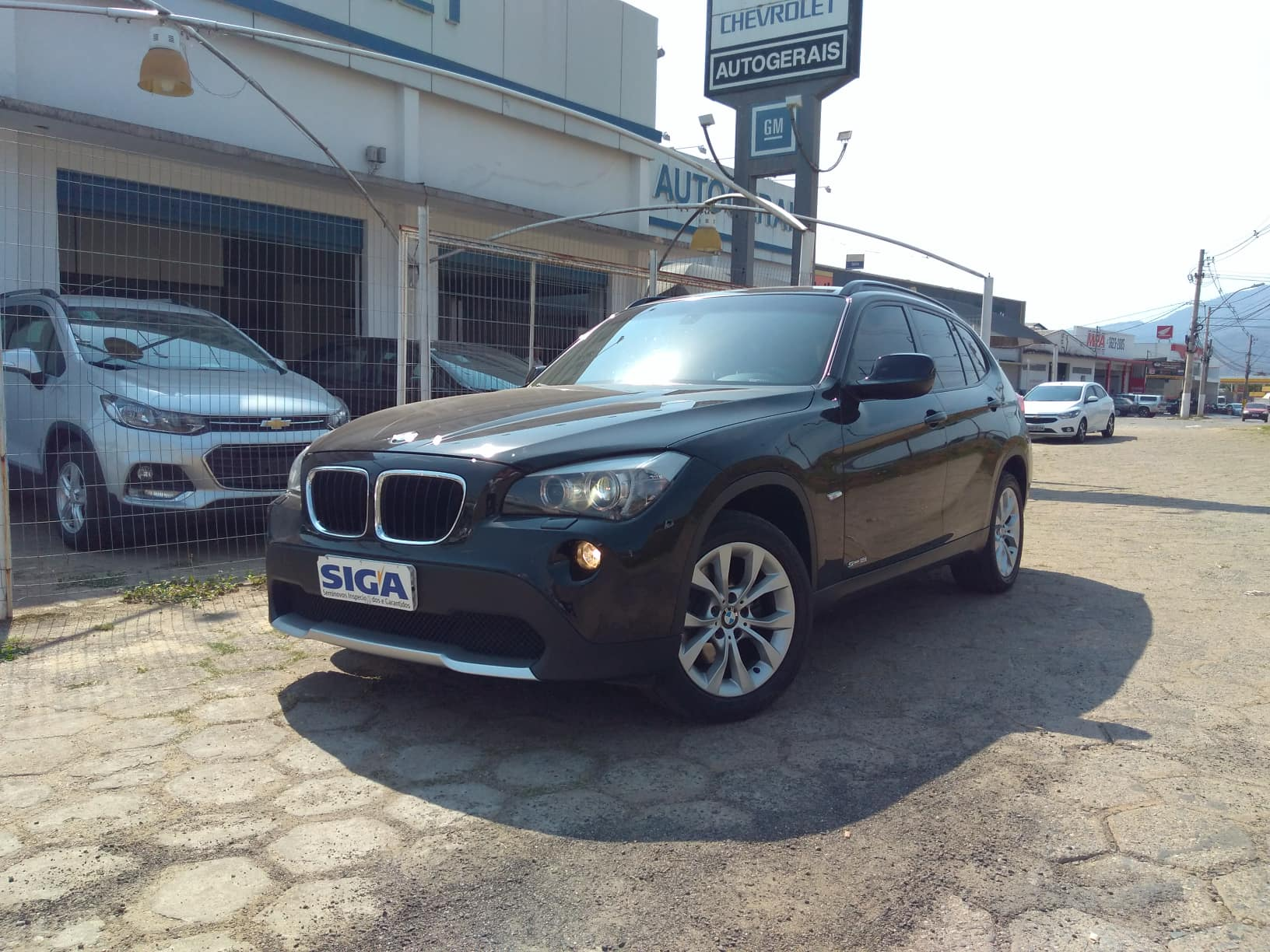 BMW X1 SDRIVE 18I 2.0 2011