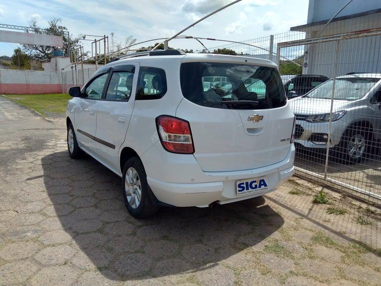 Chevrolet SPIN LTZ 1.8 2016
