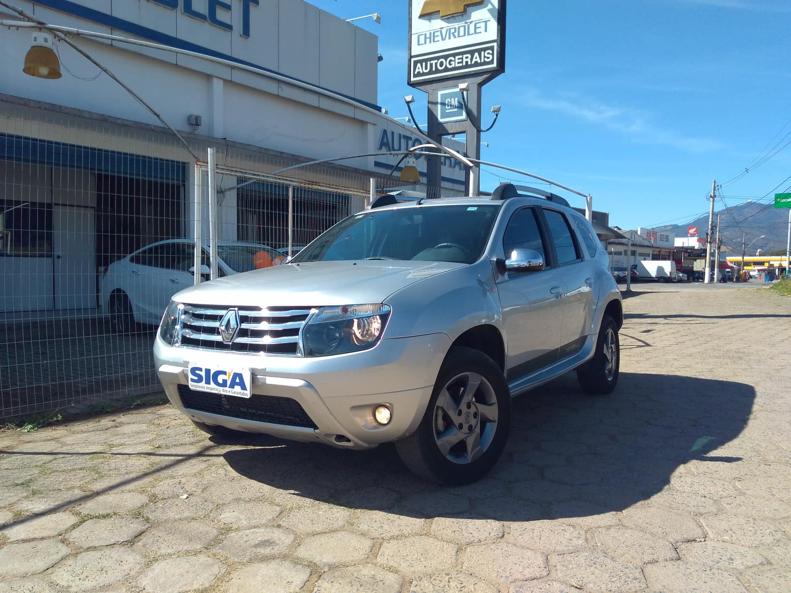 Renalt DUSTER DYNAMIC 4X2 2.0 2013