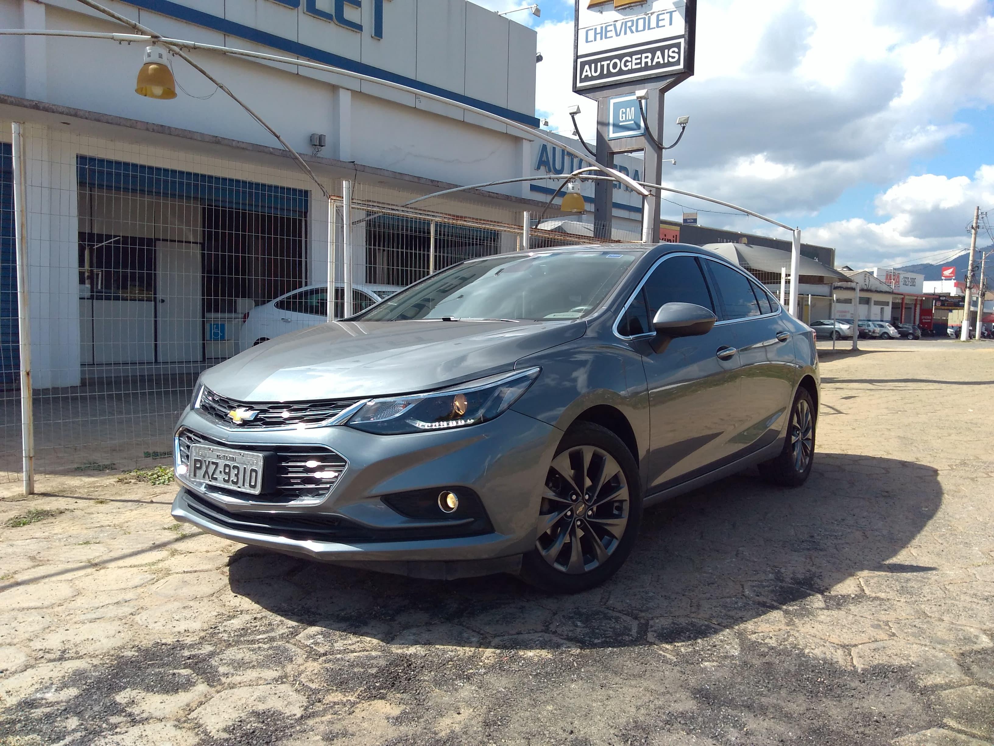 Chevrolet CRUZE LTZ I 1.4 2017