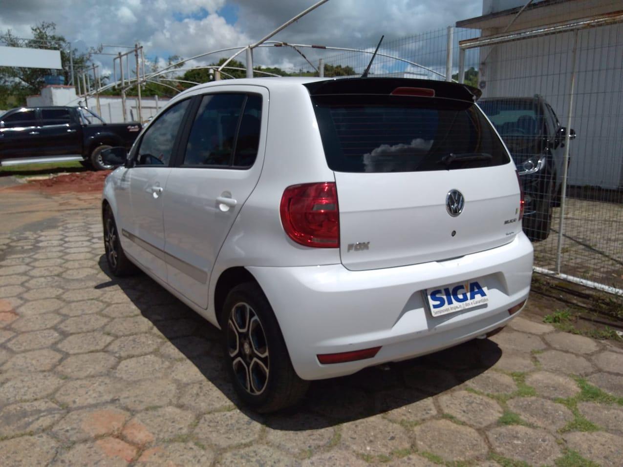 VW FOX SELEÇÃO 1.0 2014