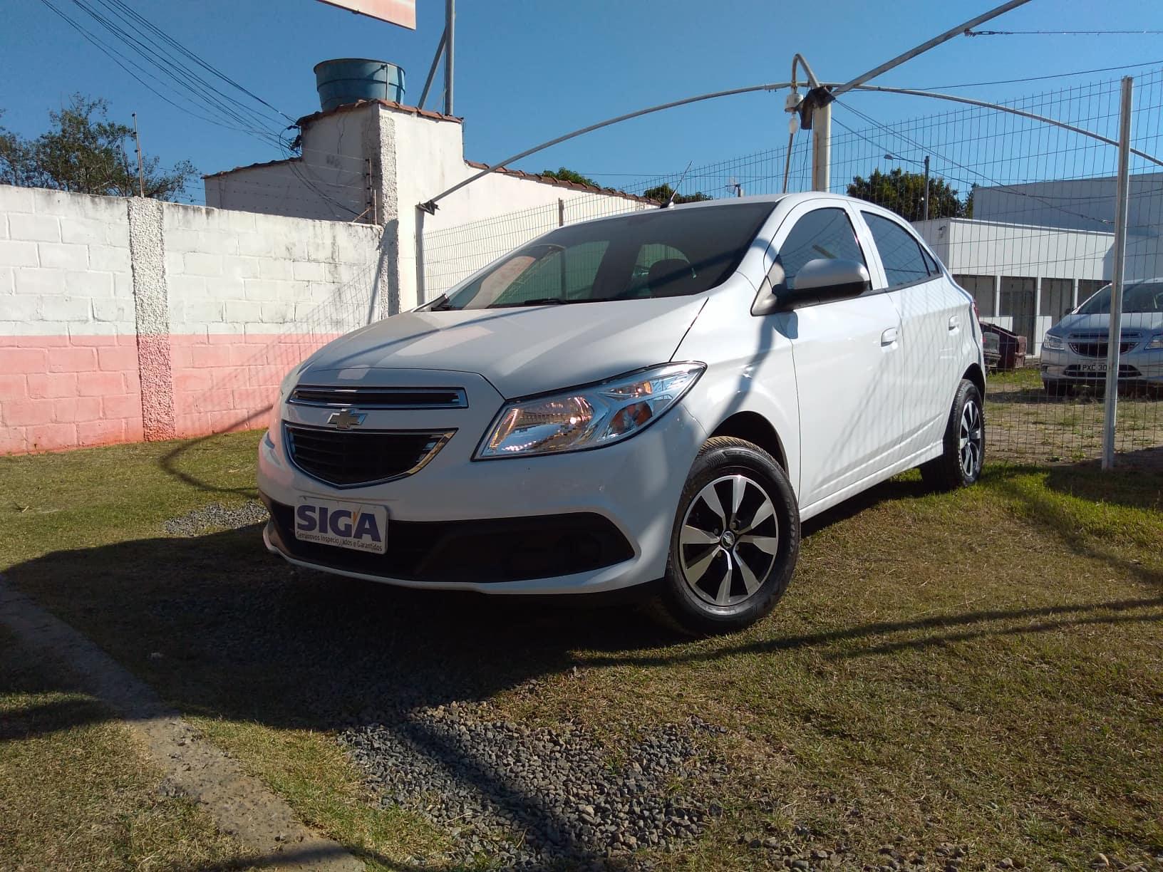 Chevrolet ONIX LT 1.0 2014
