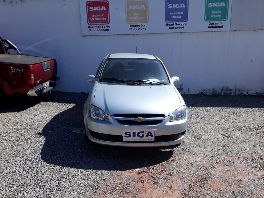 Chevrolet CLASSIC LS 1.0 2011