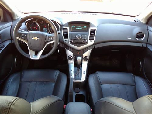 Chevrolet CRUZE LT 1.8 2014