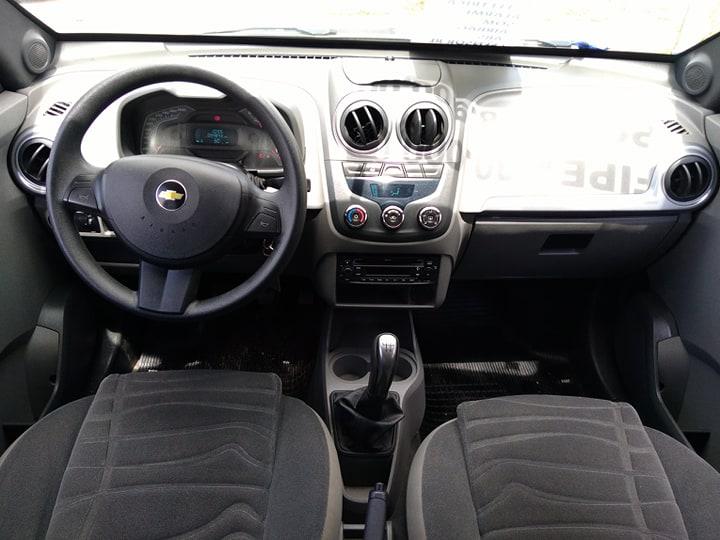 Chevrolet AGILE LTZ 1.4 2013