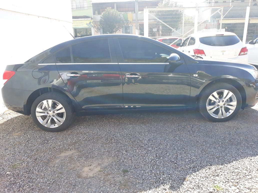 Chevrolet CRUZE LTZ 1.8 2015