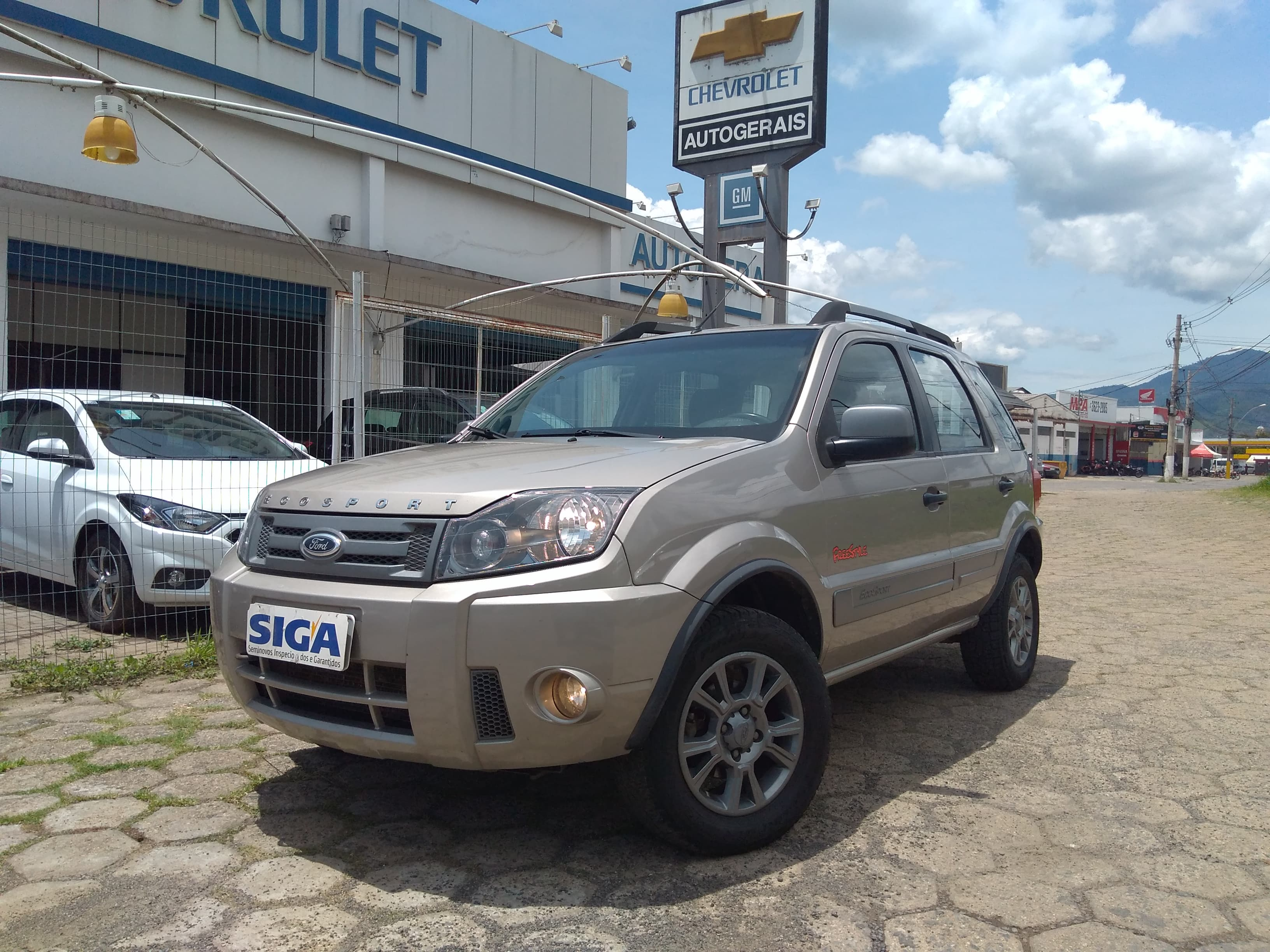 Ford ECOSPORT FREESTYLE 2.0 2011