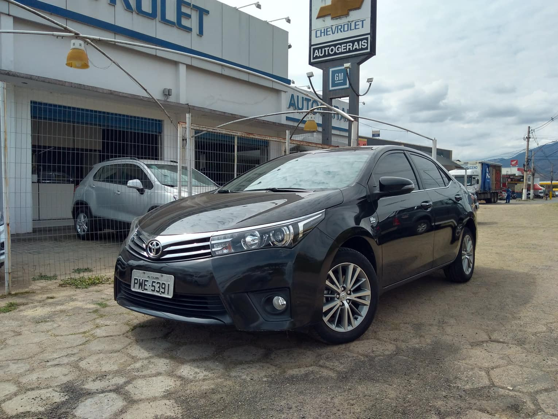 Toyota COROLLA ALTIS 2.0 2016