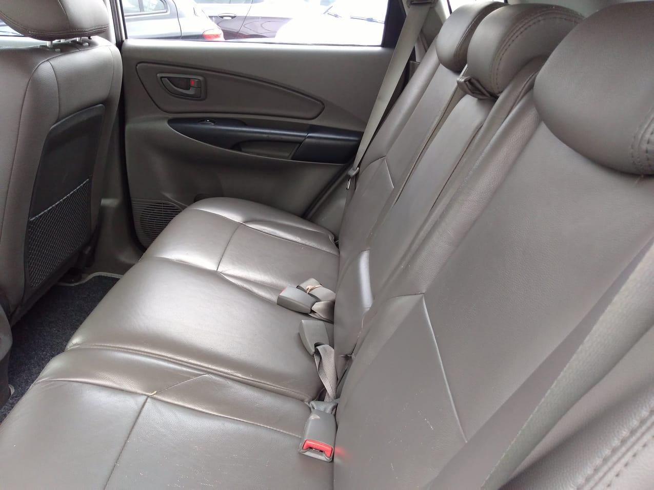 Hyundai TUCSON 2.0 2013