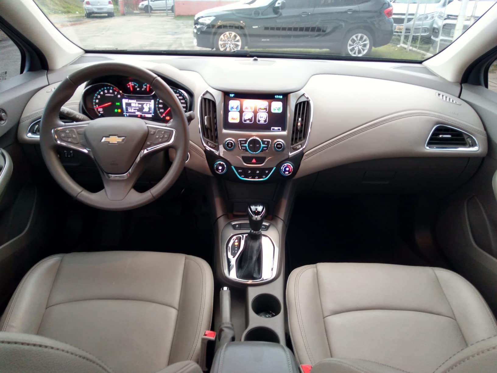Chevrolet CRUZE SPORT6 LTZ I 1.4 2017