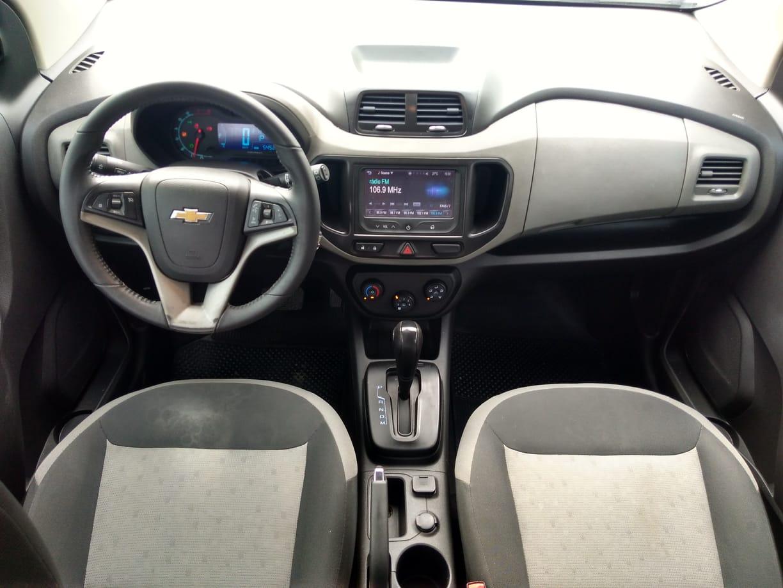 Chevrolet SPIN ADVANTAGE 1.8 2017
