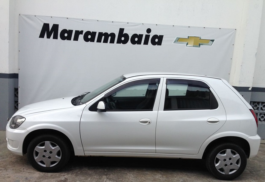 Chevrolet Celta LT 1.0 2013