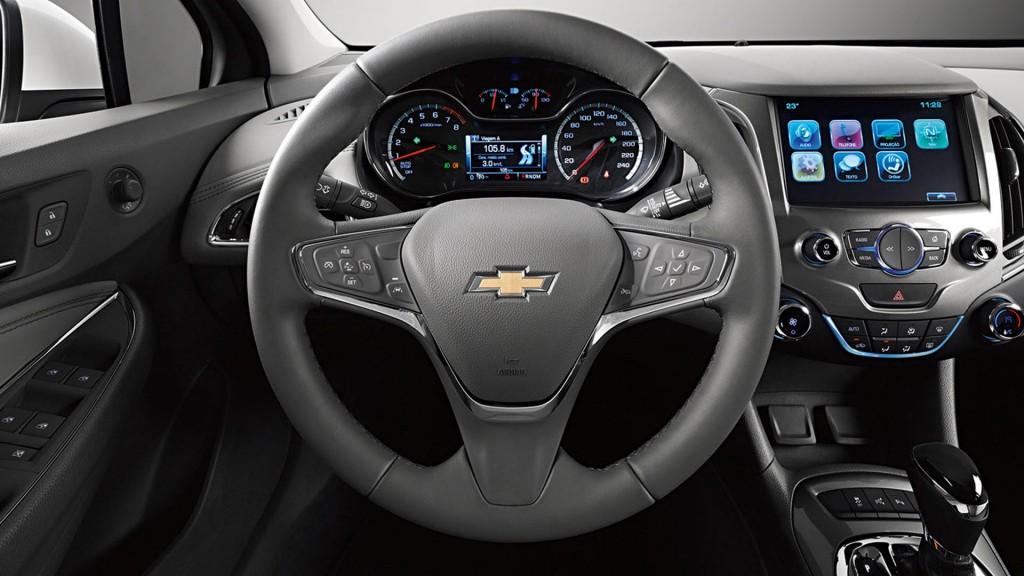 Chevrolet Cruze LTZ Sedan 1.4 2018