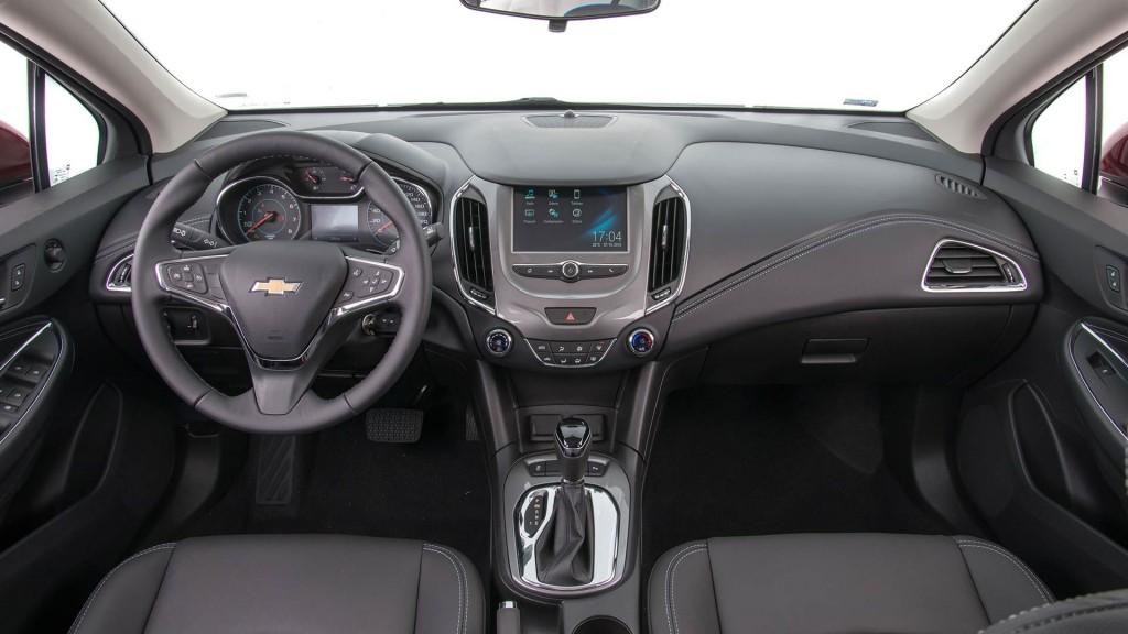 Chevrolet Cruze LT Sport6 1.4 2018