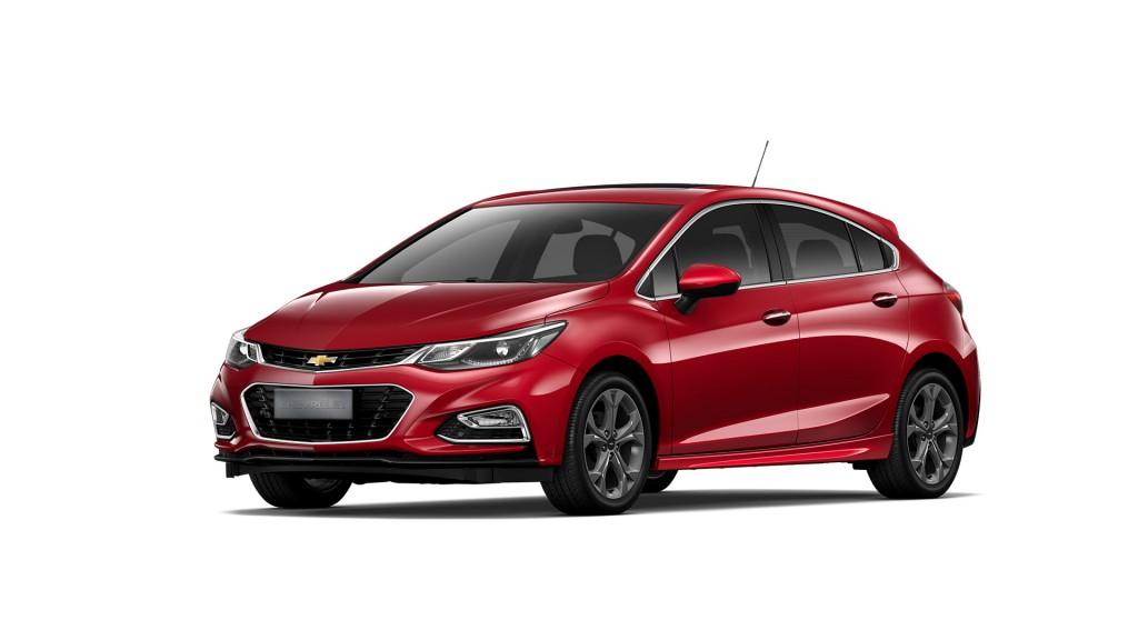 Chevrolet Cruze LTZ Sport6 1.4 2018
