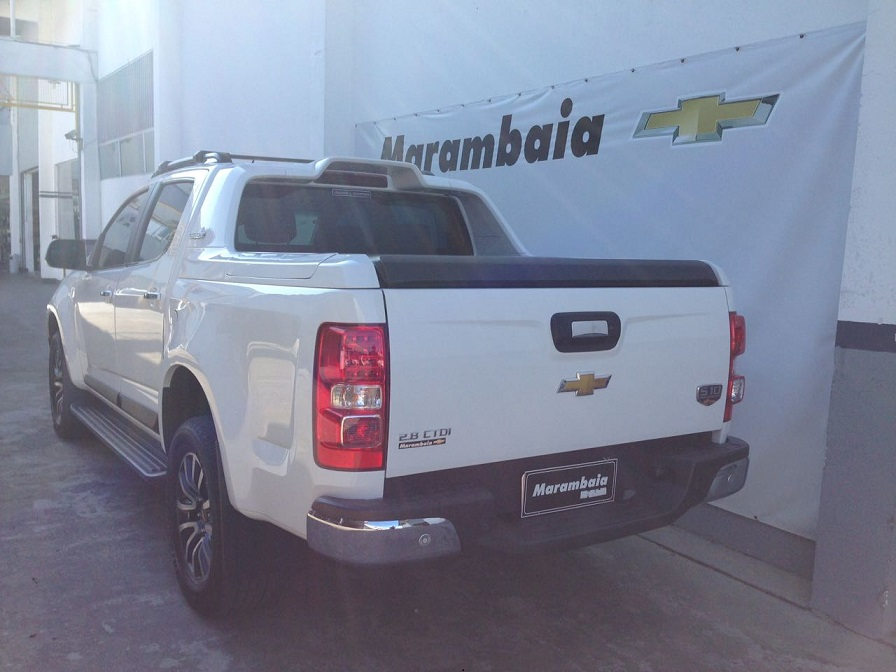 Chevrolet S10 High Country 2.8 2017
