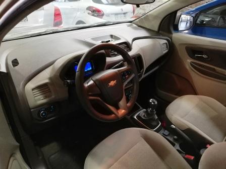 2014 Chevrolet Spin LTZ 1.8