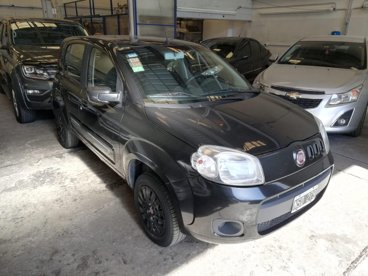 2014 Fiat Uno Evo 1.4