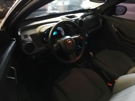 2013 Chevrolet Agile LS 1.4