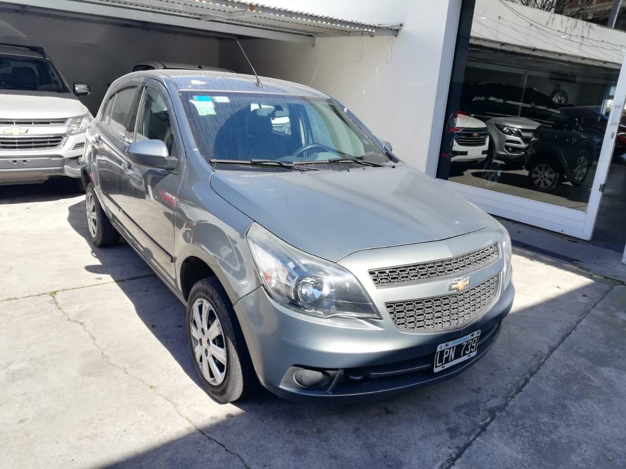 2012 Chevrolet Agile LT Spirit 1.4