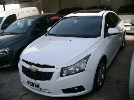 2012 Chevrolet Cruze 4P LTZ 1.8