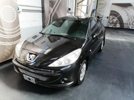 2013 Peugeot 207 Compact Active 1.4