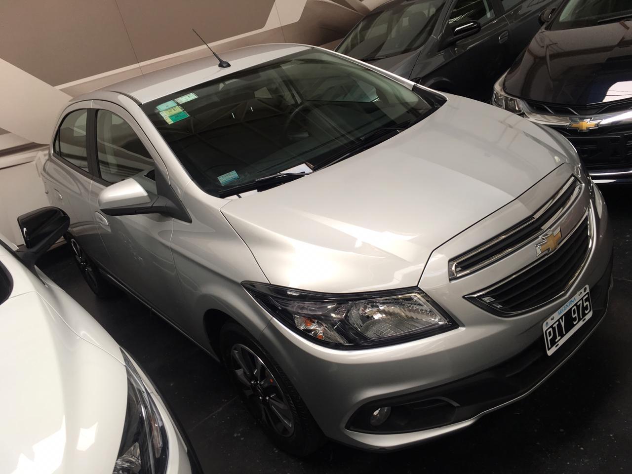 2015 Chevrolet Onix LTZ 1.4