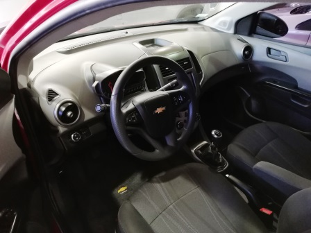 2013 Chevrolet Sonic 4P LT 1.6