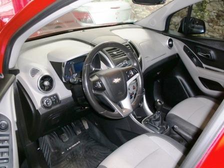 2014 Chevrolet Tracker LTZ C/GNC 1.8