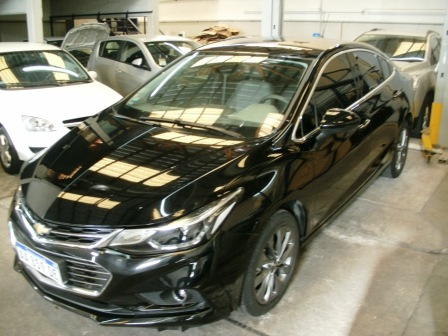 2017 Chevrolet Cruze LTZ 1.4
