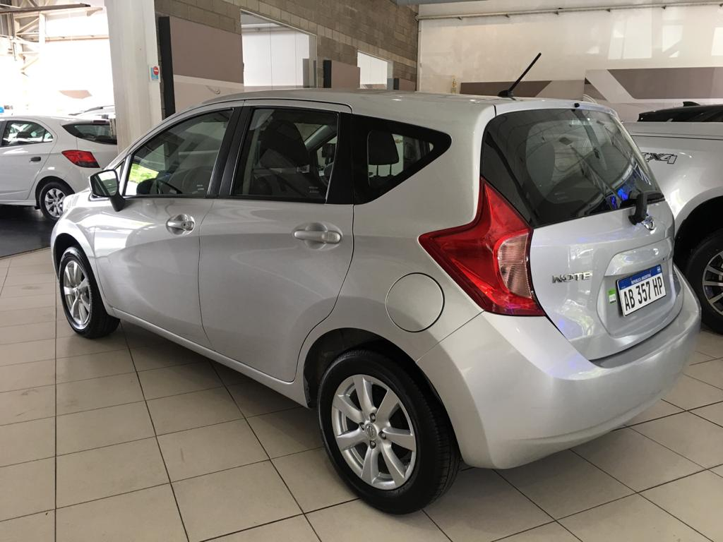 2017 Nissan Note Sense Pure Drive 1.6