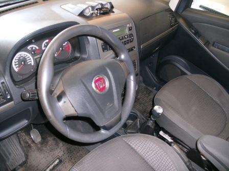 2011 Fiat Idea Adventure 1.6L