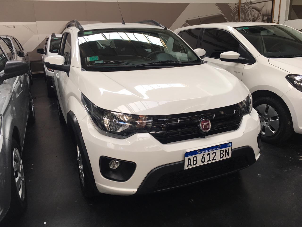 2017 Fiat Mobi Way 1.0