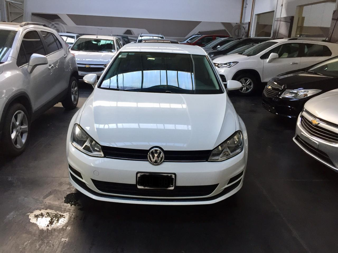 2016 Volkswagen Golf Trendline 1.6