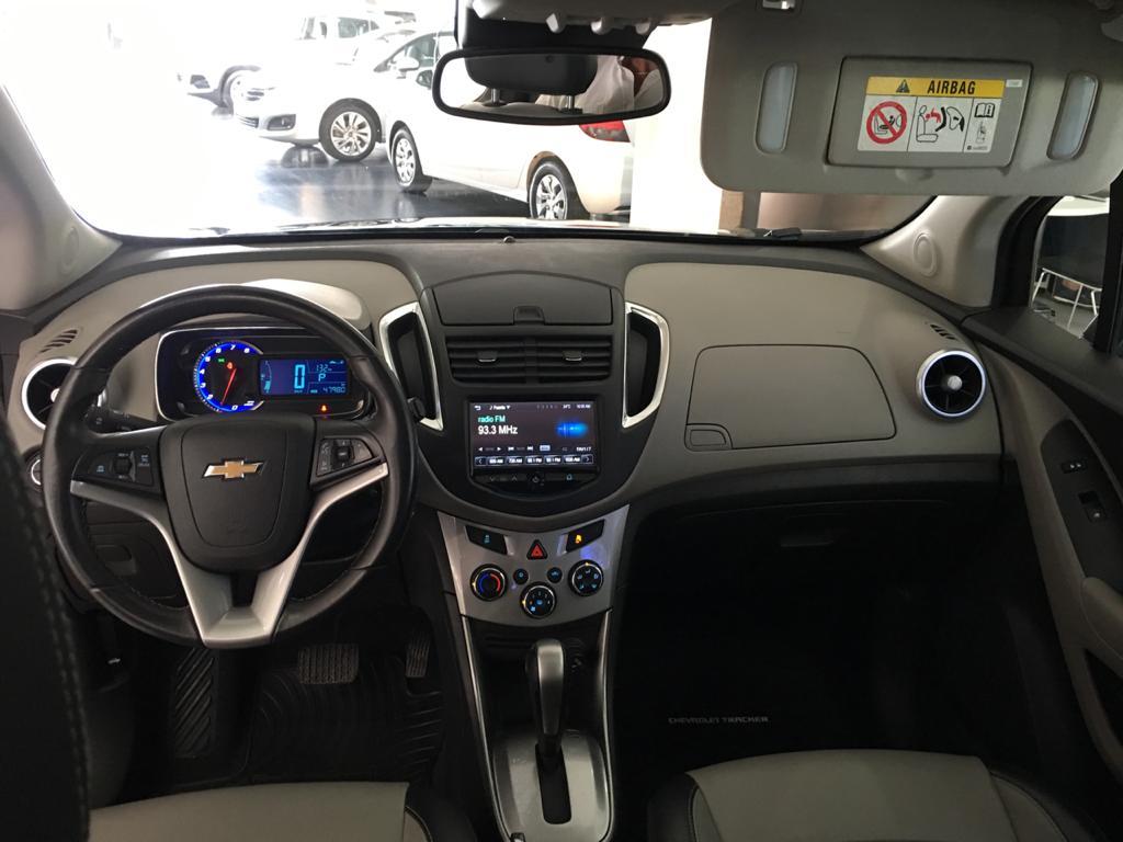 2017 Chevrolet Tracker LTZ+ 1.8